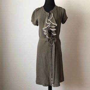 Viktor & Rolf H&M Ruffle Dress US4 EUR 34